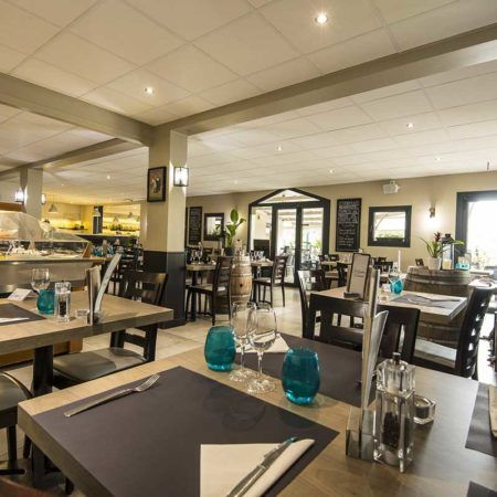 Restaurant Le Grillou - La salle