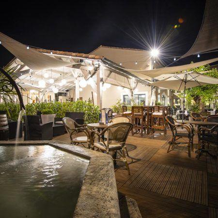 Restaurant Le Grillou – En terrasse