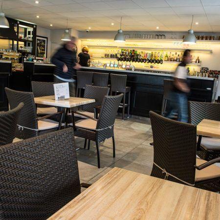 Restaurant Le Grillou - Le bar